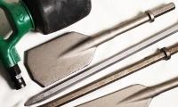 Marteaux piqueurs pneumatiques La Croix : une pléthore d'embouts adaptés à tous vos travaux